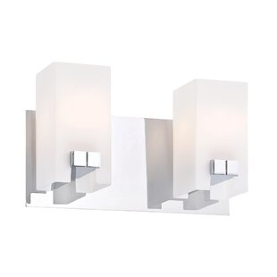 Read Reviews Ruley 2-Light Bath Bar By Brayden Studio