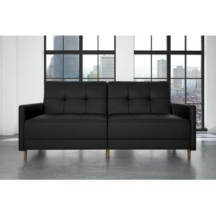 Benitez Convertible Sofa by Mercury Row