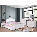 Dani Full 5 Piece Bedroom Set by Williams Import Co.