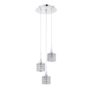 Lustra 3-Light Pendant by ..
