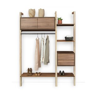 Amell 150cm Wide Clothes Storage System By Ebern Designs