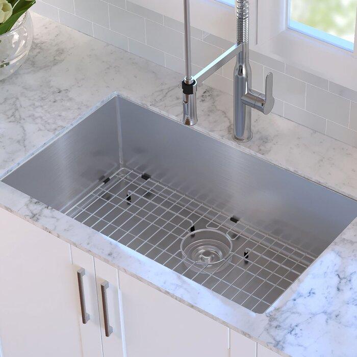 pro undermount home nantucket improvement kitchen sink pdx series x sinks