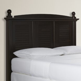 Pinellas Panel Headboard by Beachcrest Home
