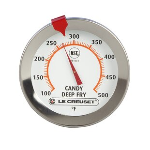 Dial Candy/Deep Fry Thermometer ByLe Creuset