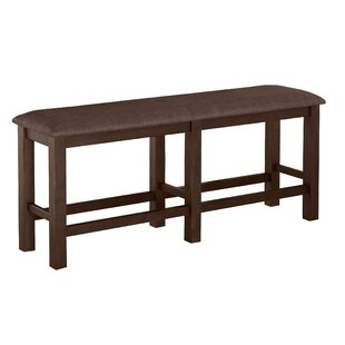 Clogh Wood Bench by Gracie Oaks