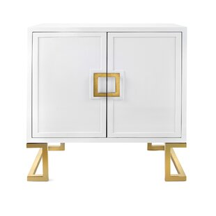 Kleiman 1 Door Accent Cabinet by Mercer41