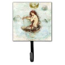 Mermaids and Mermen Leash Holder and Wall Hook by Caroline's Treasures