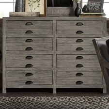 Somona 8 Drawer Standard Dresser by Trent Austin Design