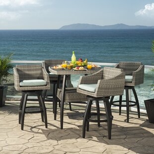 Castelli 5 Piece Bar Height Dining Set