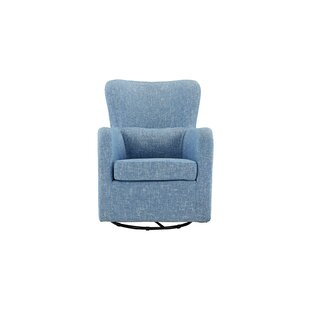 Aucoin Swivel Armchair