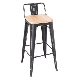 Annora 30 Bar Stool (Set of 2) 17 Stories