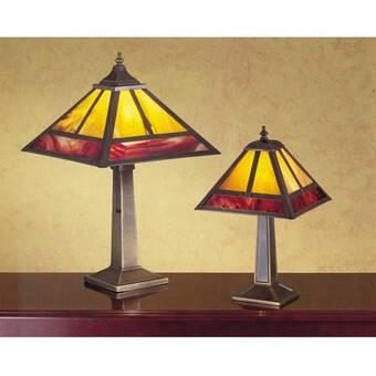 Loon Peak Madill 33 25 Table Lamp Wayfair