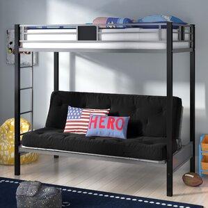 Elya Twin Over Full Bunk Bed by Viv + Rae