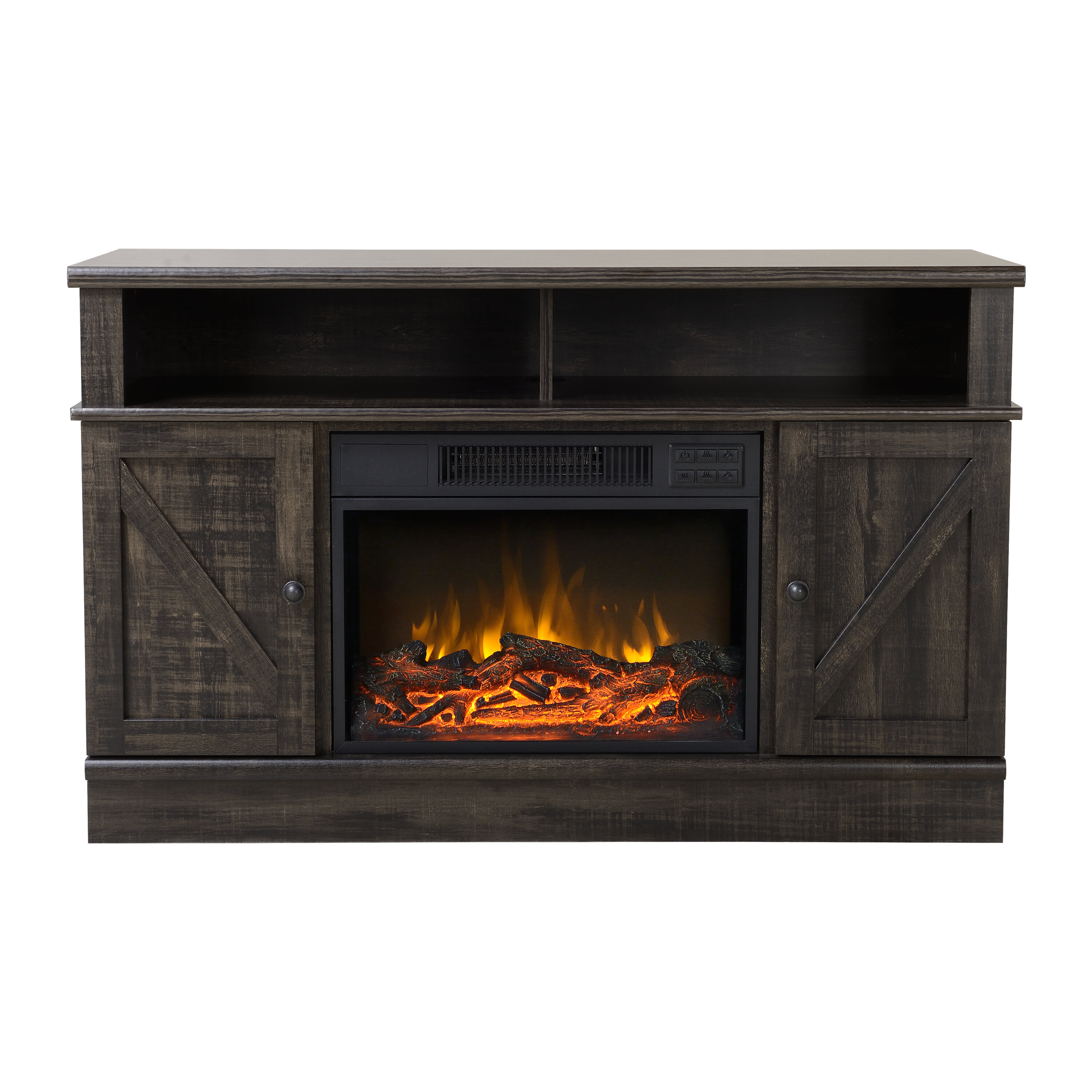 to with entertainment zoom log fireplace product furniture brick stand firebox tv stands the fireplaces austin hover item