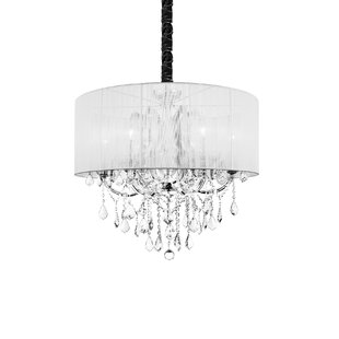 CWI Lighting Maria Theresa 6-Light Chande..