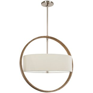 Union Rustic Mabie 3-Light..
