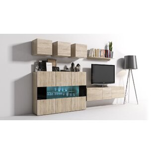 Fredela Entertainment Unit For TVs Up To 55