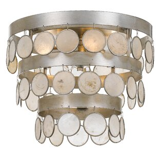 Mistana Nevitt 4-Light Flush Mount