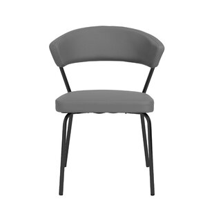 Wade Logan Viviana Upholstered Dining Chair Set (Set of 4)