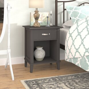 Philippa 1 Drawer Nightstand