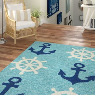 Sereno Traditional Handmade Abstract Indoor/Outdoor Area Rug
