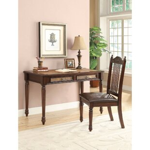 Federigo Traditional 3 Piece Console Table Set (Set of 2)