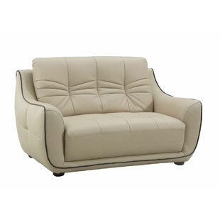Latitude Run Henthorn Upholstered Living Room Loveseat