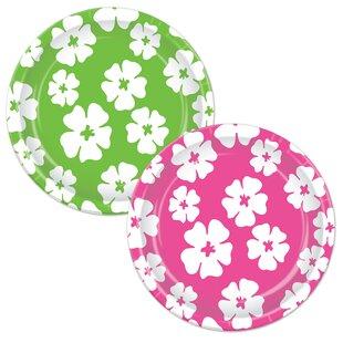 Hibiscus Paper Dessert