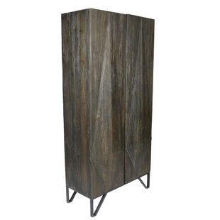Yulin 2 Door Accent Cabinet by 17 Stories
