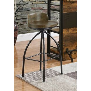 Forontenac 30 Swivel Bar Stool by Millwood Pines Sale