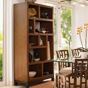 Ocean Club Tradewinds Geometric Bookcase