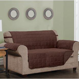 Symple Stuff T-Cushion Sofa Slipcover