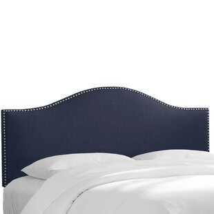 Briallen Upholstered Panel Headboard by Longshore Tides