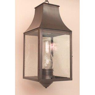 Darby Home Co Brook Farm 1-Light Hanging Lantern