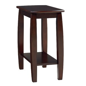 Merlot End Table by Standa..
