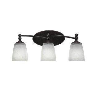 Winston Porter Eustis 3-Light Vanity Light