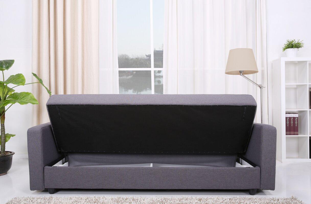 Jensen 3 Seater Sofa Bed