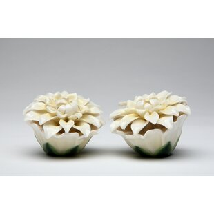 Daisy Salt and Pepper Set