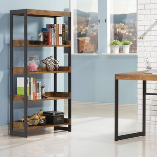 Elodia Etagere Bookcase by Union Rustic New Design
