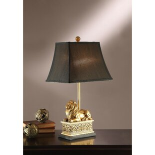 Cresley Polyresin 24 Table Lamp (Set of 2)