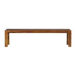 Palison II Wooden Bench By Massivum