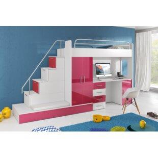 Check Price Murcia High Sleeper Bedroom Set