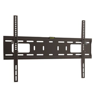 Ultra Low Profile Flat/Tilt Universal Wall Mount for up to 80