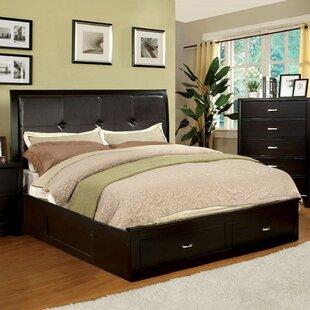 Rohde Upholstered Platform Bed by Red Barrel Studio