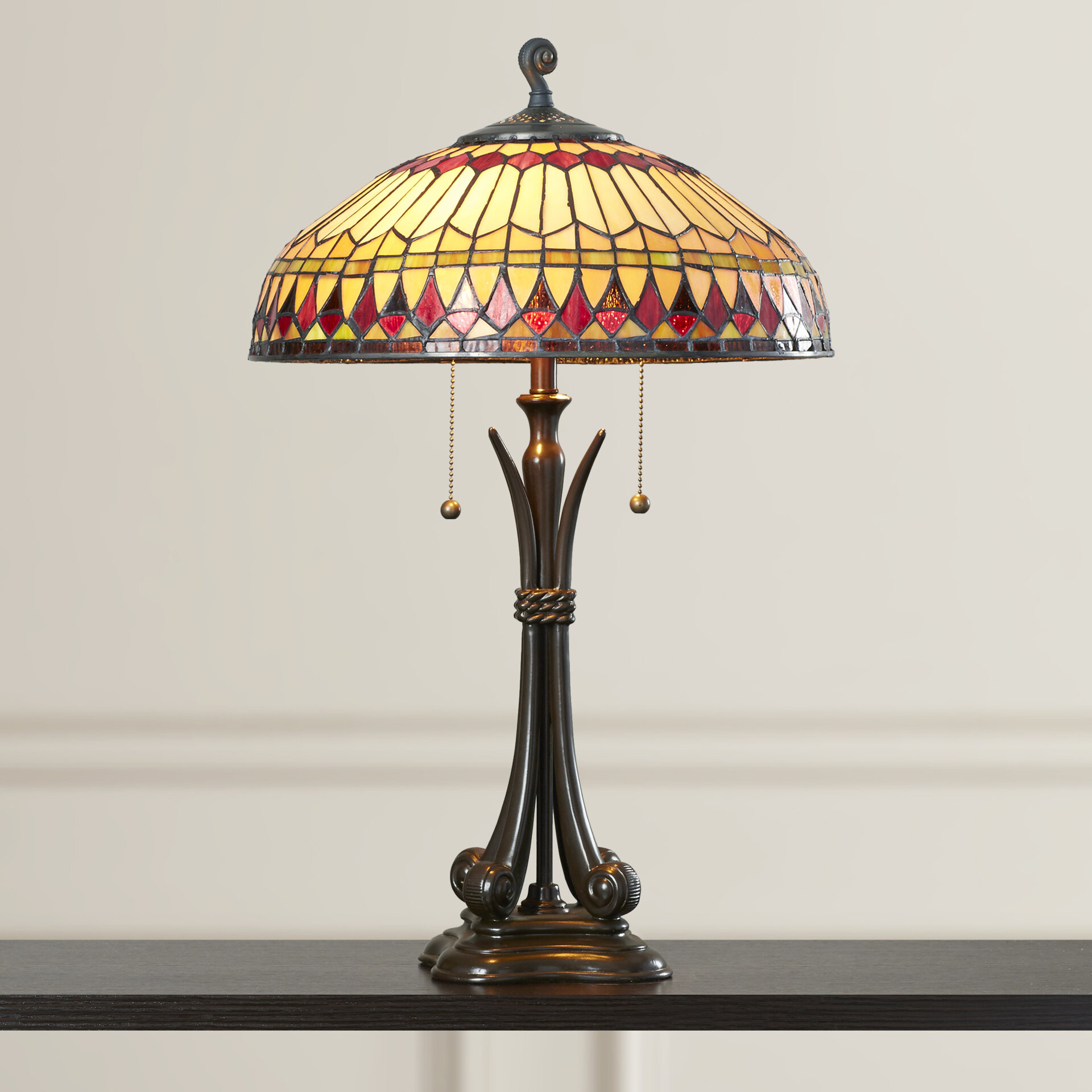 Astoria Grand Beverly 26 5 Table Lamp Wayfair