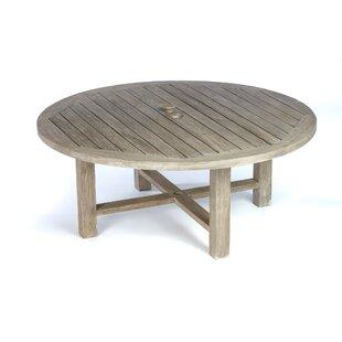 Loon Peak Hammond Solid Wood Coffee Table Wayfair