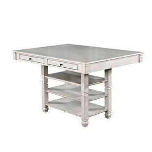 Shivani Pub Table by Highland Dunes Today Only Sale