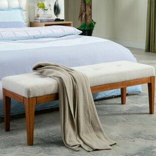 Porthos Home AnneMarie Upholstered Bench