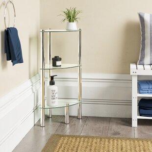 Bonneau 30cm X 74cm Bathroom Shelf By Metro Lane