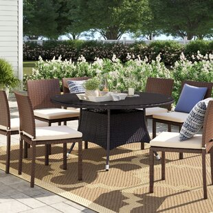 Brentwood Dining Table by Sol 72 Outdoor Great price
